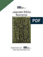 Anonimo Biblia, La Antiguo Testamento 04 Numeros