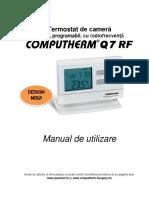 computherm q7 Rf Manual