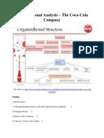 Organizational Analysis – The Coca-Cola Company.pdf