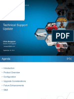 Windchill PDM Essentials Technical Support Webcast - Sept 2014 REVISED