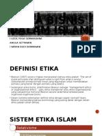 Etbis Dalam Islam