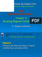 Chapter 2 Analog Signal Conditioning