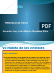 Cap. v - Mineralogia Fisica - P1 (2)