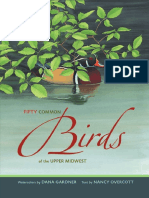 Nancy Overcott, Dana Gardner Fifty Common Birds of the Upper Midwest 2006