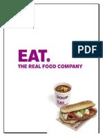 UK retails food market