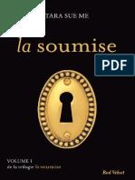 1 - La Soumise - Tara Sue Me