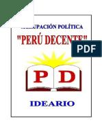 Ideario Peru Decente