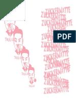 "Semesterarbeit ""Farbe"" IFOG Akademie München."