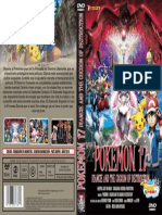 Cover Pokemon 17 Diancie and the Cocoon of Destruction Custom Dvd