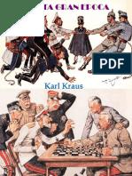 Kraus Karl Christian - En Esta Gran Epoca