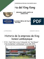 Historia Del King Kong (UMB)