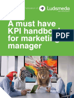 A Must Have Kpi Handbook for Marketing Manager