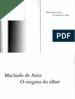 BOSI, Alfredo - O Enigma Do Olhar
