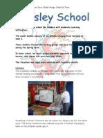Aynsley school visualiser