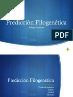 Base Predicción Filogenia