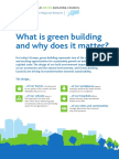 Europe Regional Network - What is Green Building and Why Does It Matter - Screen View