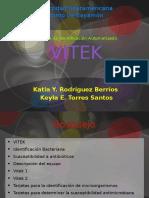 Presentación Vitek 2