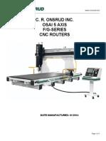 Osai Controller Manual