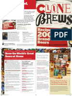 24384237 CloneBrews 2nd Edition Marketing Brochure