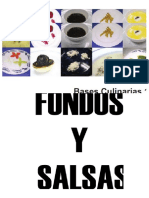Fondos y Salsas 1