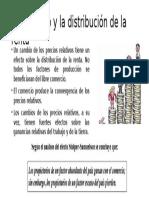 El Comercio y La Distribución de La Renta