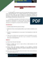 Aplicaciones de La Informática en Otras Disciplinas y Tendencias Futuras(Tema 9)