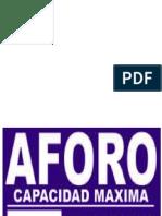 AFORO