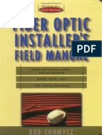 Fiber Optic Installers Field Manual