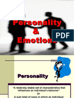 personality revised.ppt