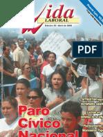 Edición 35 Paro Cívico Nacional - Edición Abril 2008