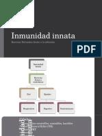 2° Inmunidad innata I