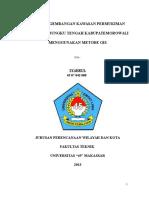 Arahan Pengembangan Kawasan Permukiman.doc