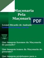Maçonaria Pela Maçonaria