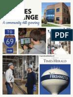 Daviess County Progress 2016 - Decades of Change