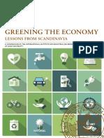 Desarrollo Sostenible y Economia Verde