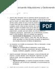 Capítulo 9 - Efectuando Adquisiciones y Gestionando Comunicación