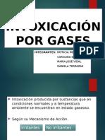 Intoxicacion Por Gases Exposicion