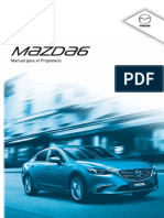 Manual Mazda 6 wilber cat