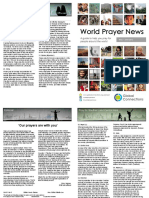 World Prayer News - May/June 2016