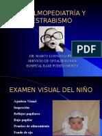 8 Desviaciones oculares y neurooftalmología