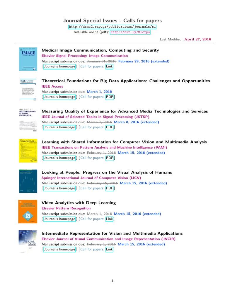 Springer Journals Pdf