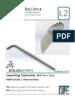 6. Solidworks Tutorial - Hex