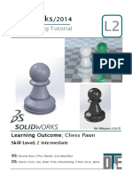 5. Solidworks Tutorial - Pawn Guide