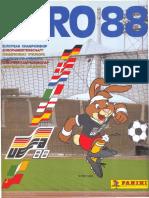 Panini Euro 1988