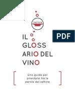 Il Glossario del vino di Taste14