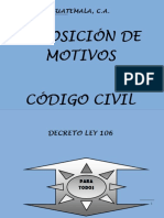 Codigo Civil Con Exposicion de Motivos