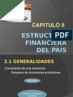 Estructura Financiera Del Pais
