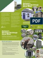 Galway's Heritage Building Show 2016
