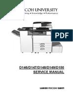 D146-D147-D148-D149-D150 Service Manual