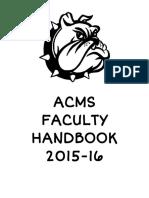 acmsfacultyhandbook2015-16